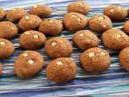 עוגיות שוקולד צ`יפס חומות