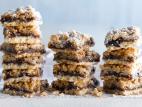 עוגיות לינזר כשרות לפסח