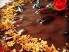 פאי פקאן כשר לפסח עם גנאש שוקולד