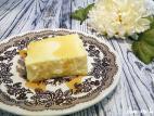 עוגת גבינה חמה