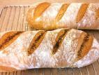 לחם מחיטה מלאה ושיפון