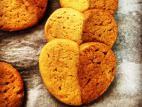 עוגיות חמאת בוטנים ולוטוס