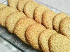 עוגיות שומשום מתוקות