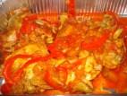 תבשיל עוף בתבלינים