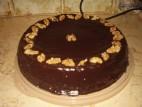 עוגת שוקולד אלוהית