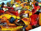 אנטיפסטי בתנור עם אורגנו ותימין