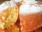 עוגת תפוזים ביתית