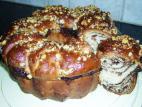 עוגת שמרים קקאו