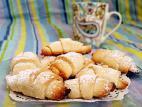 עוגיות חמאה וקרם שקדים