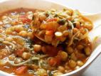 מרק חרירה צמחוני