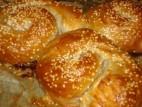 שבלולי בצק עלים במילוי בשר