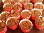 מאפינס עם שוקולד צ`יפס