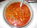 שעועית ירוקה ברוטב עגבניות