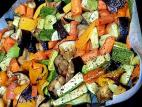 אנטיפסטי ירקות קל להכנה