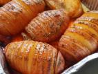 מניפת תפוחי אדמה קלה להכנה
