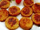 לביבות כרובית ותפוחי אדמה אפויות