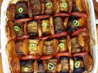 פרוסות חצילים ממולאות בקבבונים
