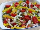 סלט ירקות מוחמץ