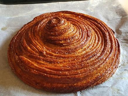 עוגת קינמונים