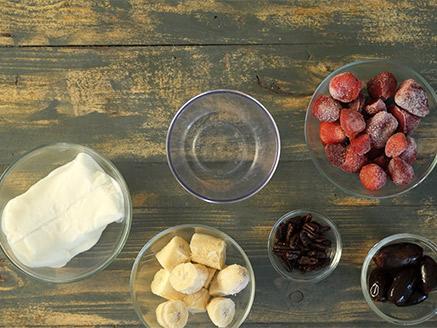 פרישייק תותים חלבי