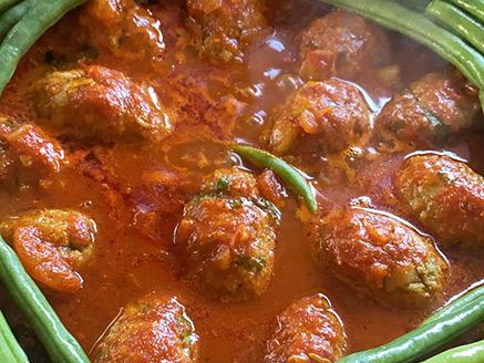 קציצות שיפטה מהמטבח הפרסי