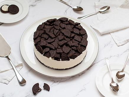 עוגת אוראו וקרם וניל