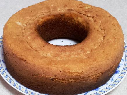 עוגת טורט פשוטה
