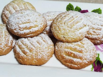 עוגיות קוקוס ולימון