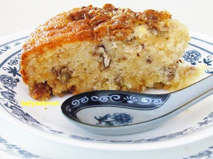 עוגת דבש, סילאן, חלבה, טחינה ואגוזים