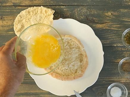 פיצה ביצה