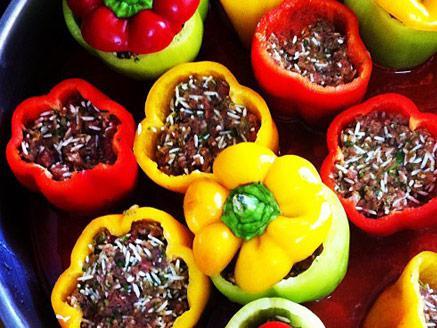 ירקות ממולאים