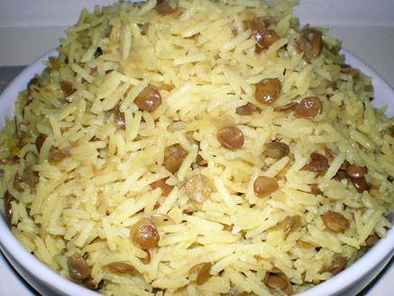 אורז מג`דרה