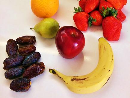 סלט פירות מרענן