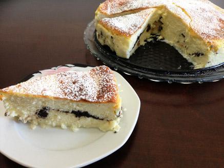 עוגת גבינה עם אוראו