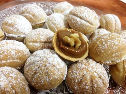 עוגיות אגוז