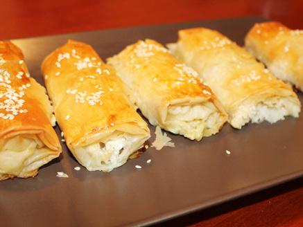 בורקס פילו גבינה