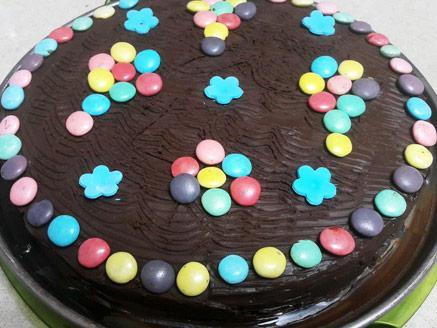 עוגה כושית