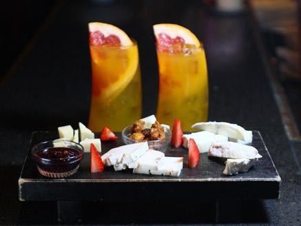 Sunrise Cocktail Cherry