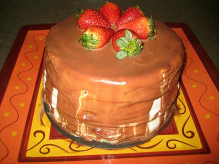 עוגת פנקייק