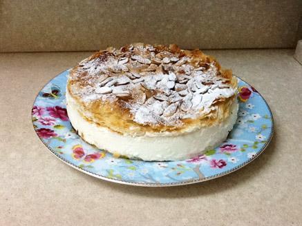 עוגת קרמשניט