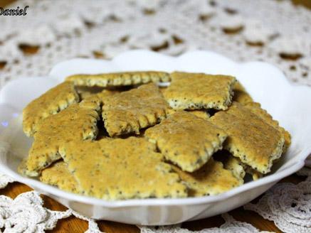 עוגיות פרג ללא גלוטן