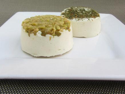 גבינה צפתית טבעונית