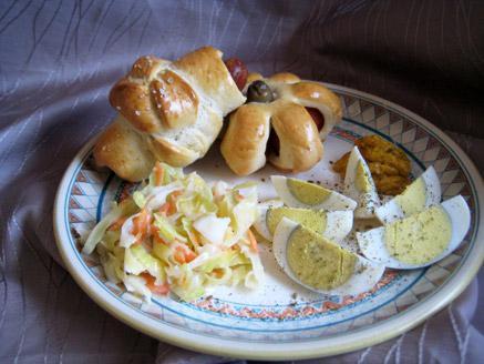 נקניקיה בלחמניה
