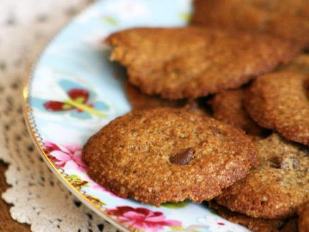 עוגיות שוקולד צ`יפס כשרות לפסח