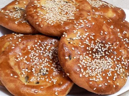 עוגיות בעבע עירקיות