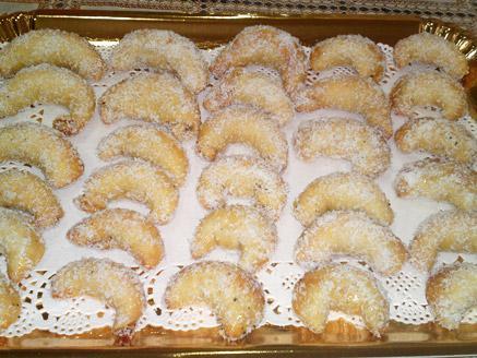 עוגיות קרני איילה