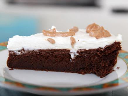 עוגת מוס שוקולד ללא קמח