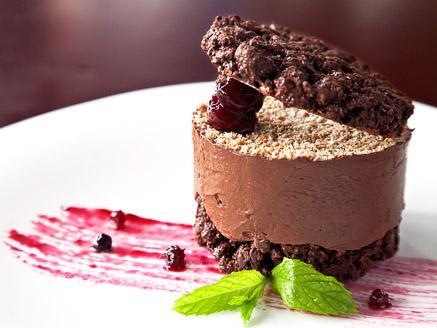 קסטה שוקולד טבעונית