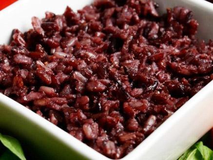 תבשיל אורז פראי