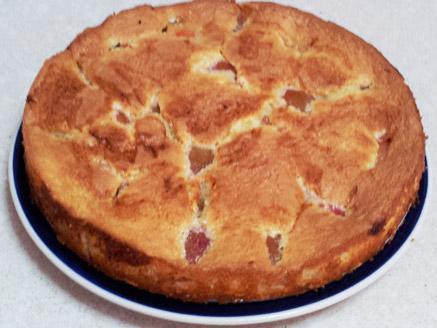 עוגת אפרסקים ללא גלוטן
